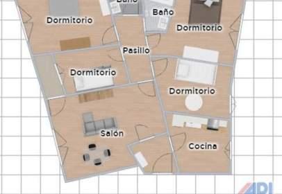 Apartament a calle Compromiso de Caspe