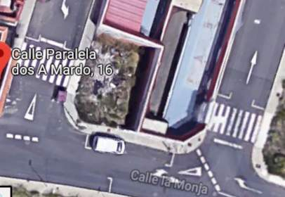 Terreno en calle de la Monja
