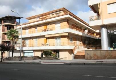Àtic a calle Comuneros de Castilla, nº 17