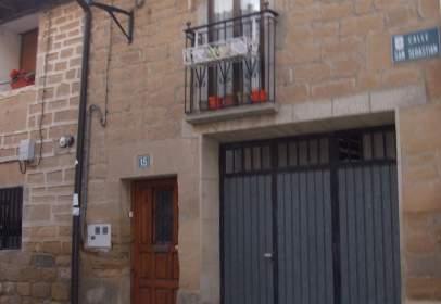 Finca rústica en calle de San Sebastián