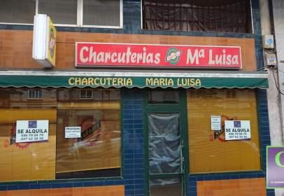 Local comercial en calle de las Moradas, nº 17