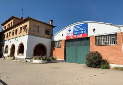 Nave industrial en Carretera de Valencia