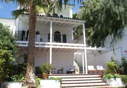 Terraced house in calle Rubens Marichal