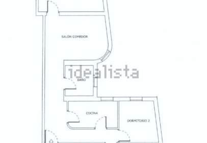Apartament a calle de Antonio Acuña