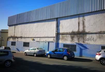 Nau industrial a calle Alcalde Juan Sanchez