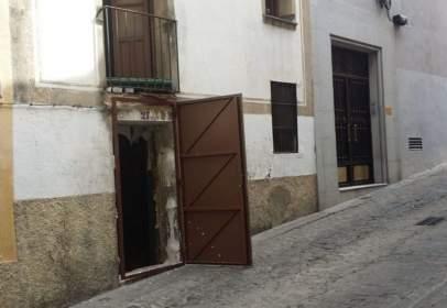 Casa pareada en calle de Pedro de Lorenzo