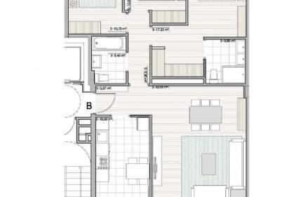 Apartament a calle Las Neveras