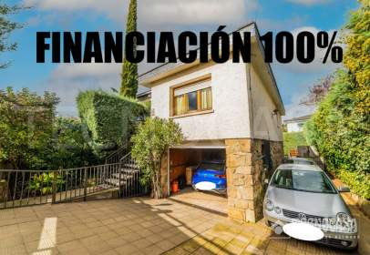 Single-family house in Colmenarejo