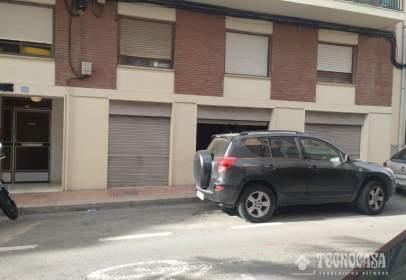 Commercial space in calle Santiago, near Calle Capitán Torregrosa