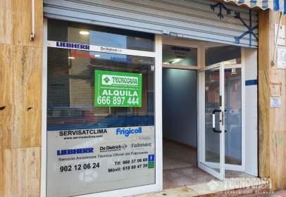 Local comercial a Alcalde Felipe Mallol