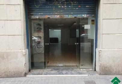 Local comercial en calle de Trafalgar