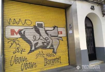 Local comercial en calle de San Vicente de Paúl