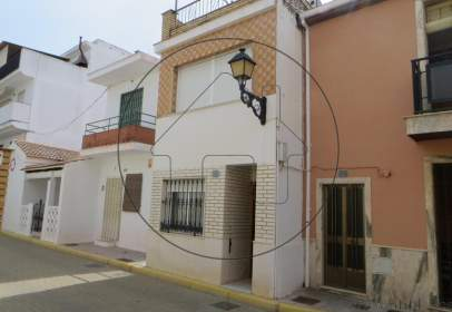Chalet in calle Galatea