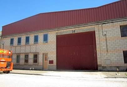 Nau industrial a Polígono Santa Fe