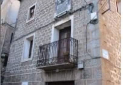 Casa en calle de Simeón García