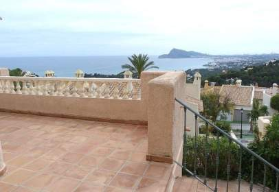 Terraced house in Altea Hills
