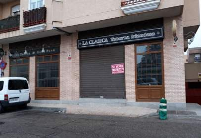 Local comercial a calle Velazquez, nº 1