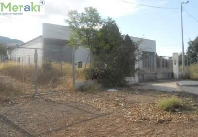 Nave industrial en calle El Palmar-Mazarron Km 20