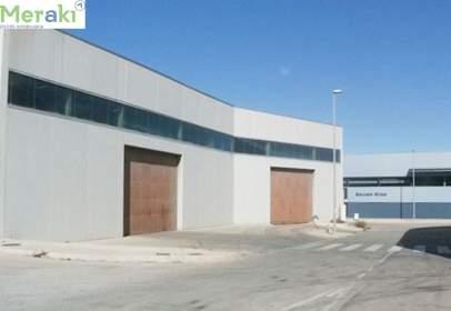Nave industrial en calle Faro de Cabo de Palos, nº 2