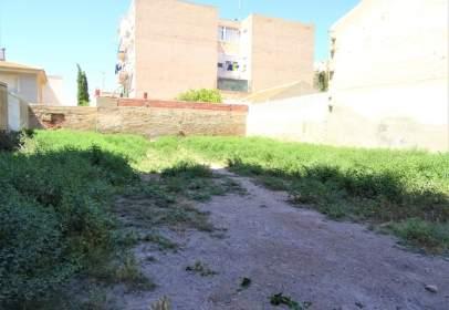 Terreno en Ensanche-Alameda