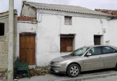 Chalet en calle Estrecha