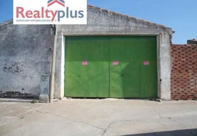 Warehouse in Rasueros