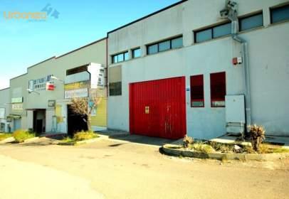 Nau industrial a calle de San Miguel