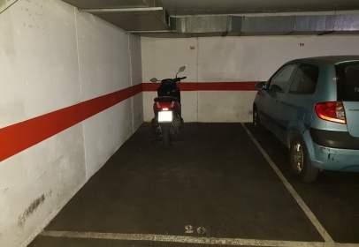 Garage in Via Favència, nº 460