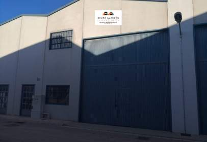 Industrial Warehouse in Feria