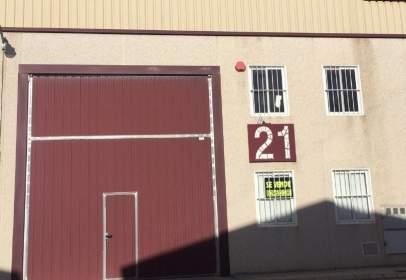 Nau industrial a Santa Cruz-San Antonio Abad-Industria, Cañicas