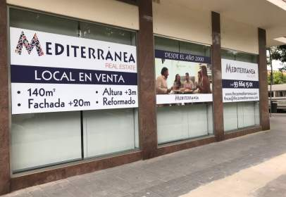 Commercial space in Centre-Muntanyeta