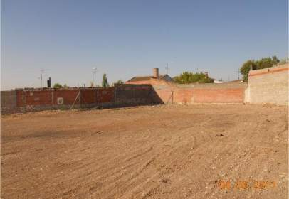 Land in calle Real, near Calle de Guadalajara