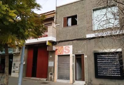Local comercial a calle Ciudad de Vicar, nº 1474