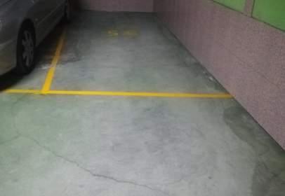 Garatge a calle Valle Inclan