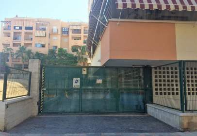 Garatge a calle Malvarrosa