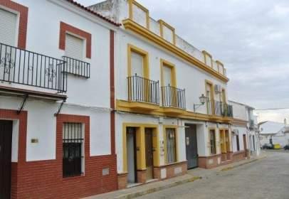 Chalet in calle Santa María