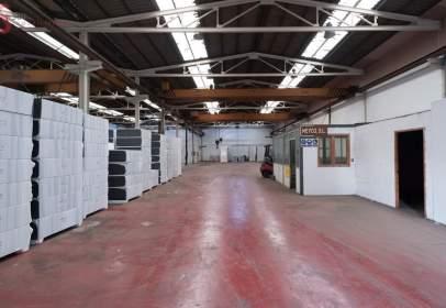 Nau industrial a Peñacastillo-Nueva Montaña