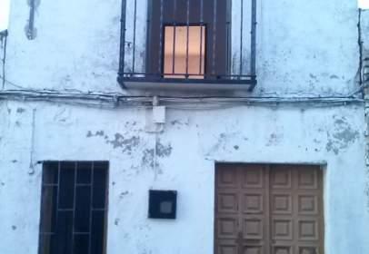 Chalet en calle de Santa Lucía
