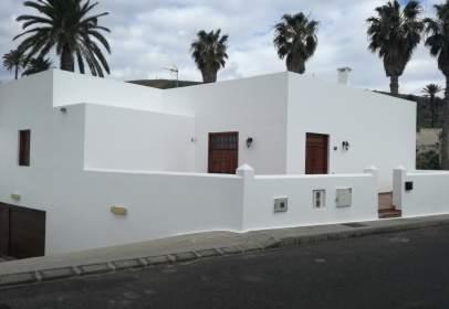 Casa adosada en Haría - Haría Pueblo