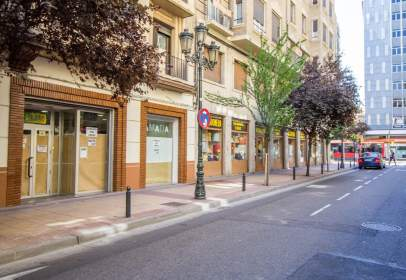 Commercial space in calle San Vicente de Paul