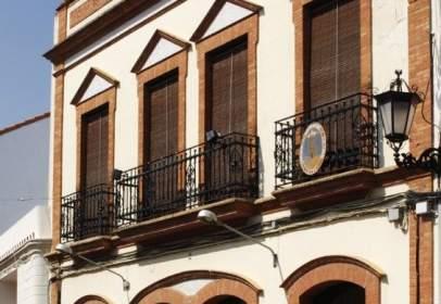 Edificio en calle de Alonso Barba, nº 2