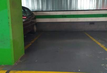 Garatge a Avenida America