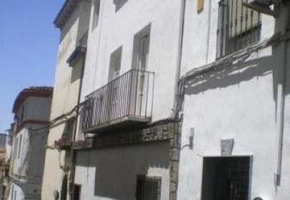 Terraced house in calle Real de San Fernando