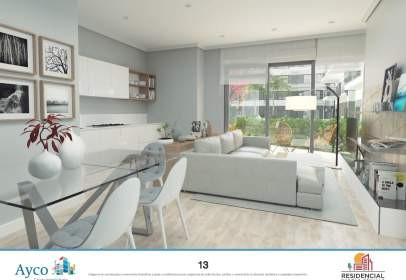 Penthouse in calle Aceituneras, nº 8