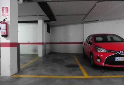 Garaje en calle Andalucia