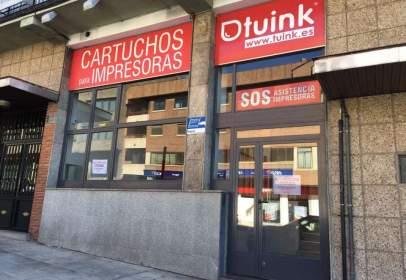 Local comercial en Avenida del General Villalba, nº 4