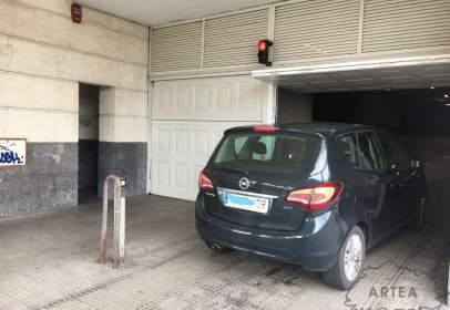 Garatge a Agirre Lehendakariaren Etorbidea, nº 50