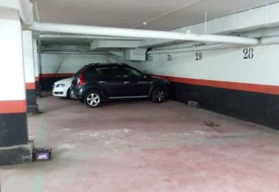 Garaje en Avda. Murrieta