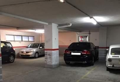 Garatge a calle del Olivar, nº 9