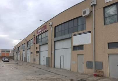 Nave industrial en calle Ajedrea, nº 4